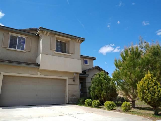 14411 Arthur St, Oak Hills, CA 92344 (#210011538) :: The Stein Group