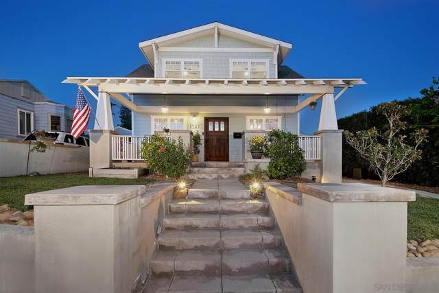 3405 Cherokee Avenue, San Diego, CA 92104 (#210011577) :: Yarbrough Group