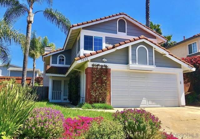 2022 Badger Gln, Escondido, CA 92029 (#210011581) :: Neuman & Neuman Real Estate Inc.