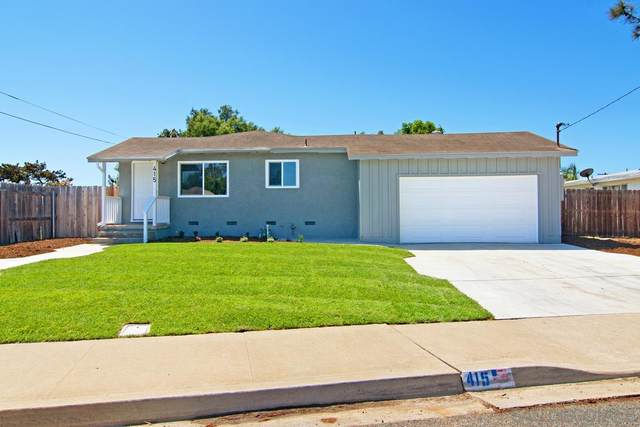415 Corte Maria Ave, Chula Vista, CA 91910 (#210011607) :: Neuman & Neuman Real Estate Inc.