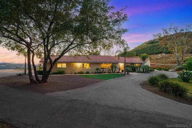 3828 Shya Way, Alpine, CA 91901 (#210011624) :: Neuman & Neuman Real Estate Inc.