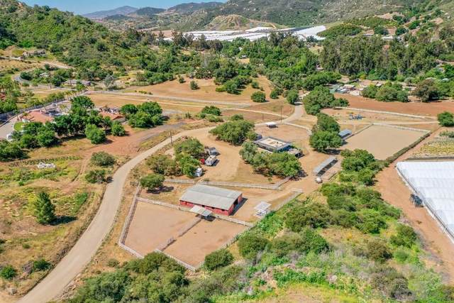 26855 Cougar Pass Rd, Escondido, CA 92026 (#210011654) :: Keller Williams - Triolo Realty Group