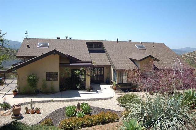 3476 Fern Canyon Rd, Jamul, CA 91935 (#210011658) :: The Legacy Real Estate Team