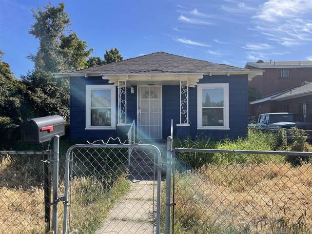 1927 Irving Ave, San Diego, CA 92113 (#210011663) :: The Legacy Real Estate Team