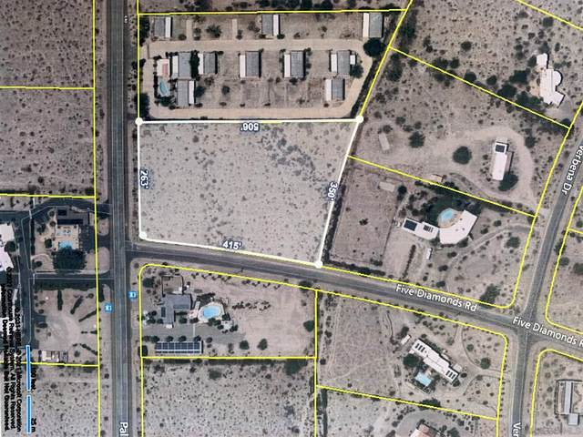 Five Diamonds #280, Borrego Springs, CA 92004 (#210011666) :: Rubino Real Estate