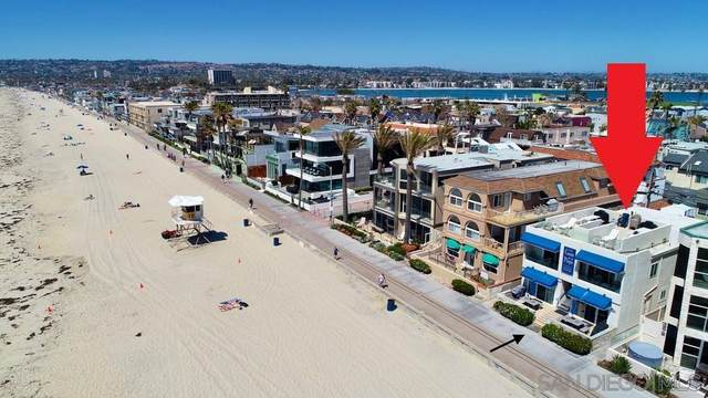 3677-3683 Ocean Front Walk, San Diego, CA 92109 (#210011713) :: Wannebo Real Estate Group