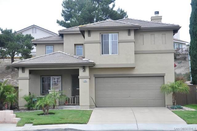 2295 Poppy Hills Drive, Chula Vista, CA 91915 (#210011730) :: Neuman & Neuman Real Estate Inc.