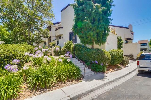 2289 Caminito Pajarito #159, San Diego, CA 92107 (#210011731) :: The Stein Group