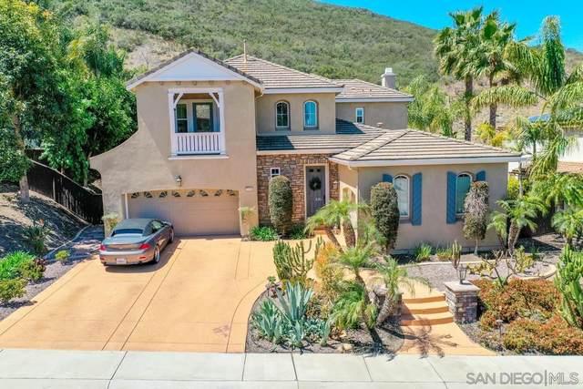 1158 Via Vera Cruz, San Marcos, CA 92078 (#210011739) :: Neuman & Neuman Real Estate Inc.