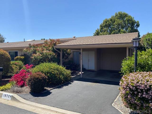 1872 Fairway Park, Unit B, Escondido, CA 92026 (#210011746) :: Neuman & Neuman Real Estate Inc.