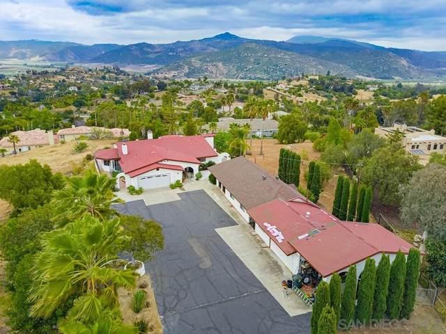 2658 Summit Dr, Escondido, CA 92025 (#210011765) :: Keller Williams - Triolo Realty Group