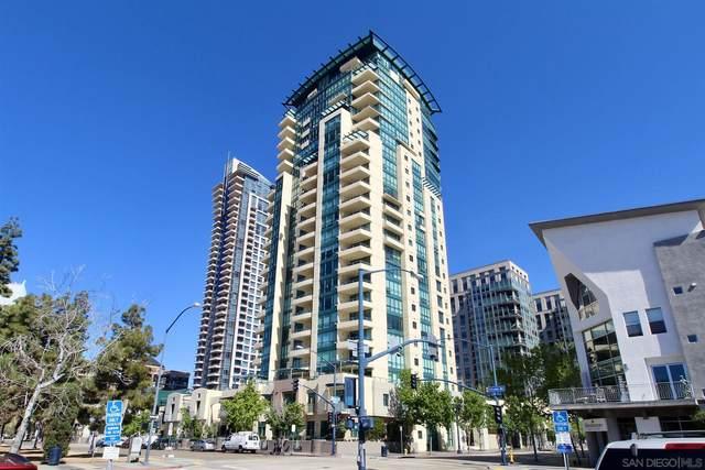 510 1st Ave #1403, San Diego, CA 92101 (#210011795) :: Compass