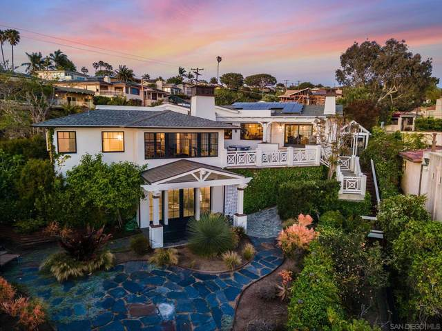 935 Havenhurst Drive, La Jolla, CA 92037 (#210011800) :: Yarbrough Group