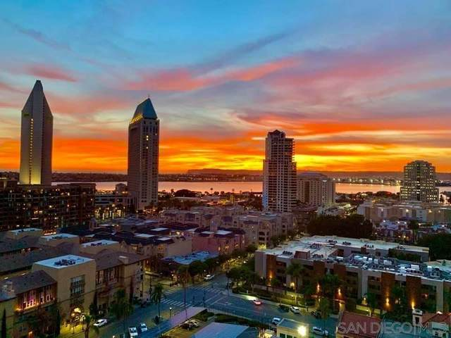 700 Front St #1204, San Diego, CA 92101 (#210011803) :: Compass