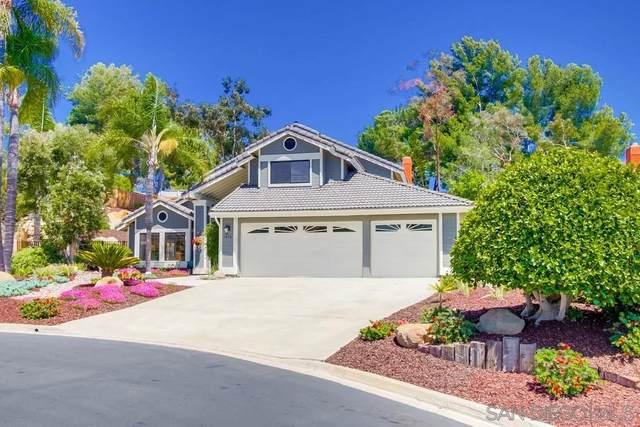 1616 Fuerte Rancho Rd, El Cajon, CA 92019 (#210011804) :: Neuman & Neuman Real Estate Inc.