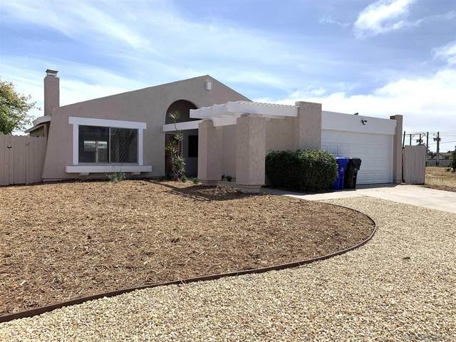 2865 Elrose Drive, San Diego, CA 92154 (#210011806) :: Keller Williams - Triolo Realty Group