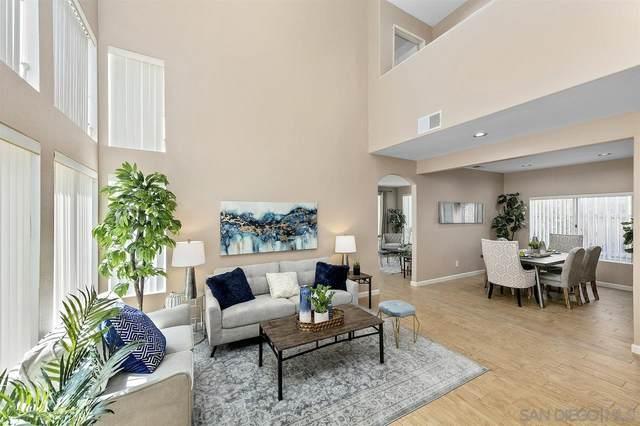 9257 Laurelhurst Court, San Diego, CA 92126 (#210011834) :: Neuman & Neuman Real Estate Inc.