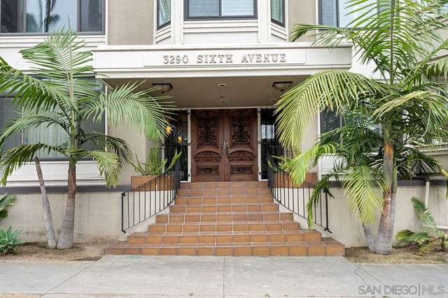 3290 6th Ave 2E, San Diego, CA 92103 (#210011854) :: SD Luxe Group