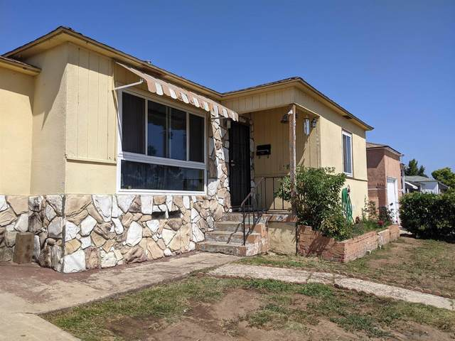 1810 49th St, San Diego, CA 92102 (#210011857) :: The Legacy Real Estate Team