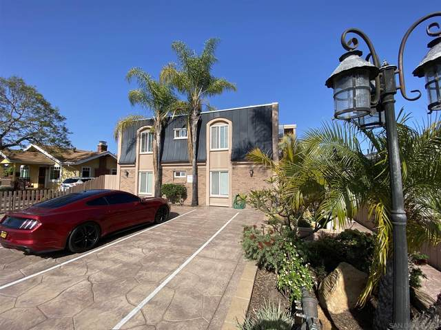 3345 29th Street #3, San Diego, CA 92104 (#210011858) :: Yarbrough Group
