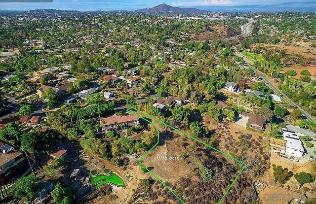 0 Woodland Drive #0, La Mesa, CA 91941 (#210011868) :: The Legacy Real Estate Team