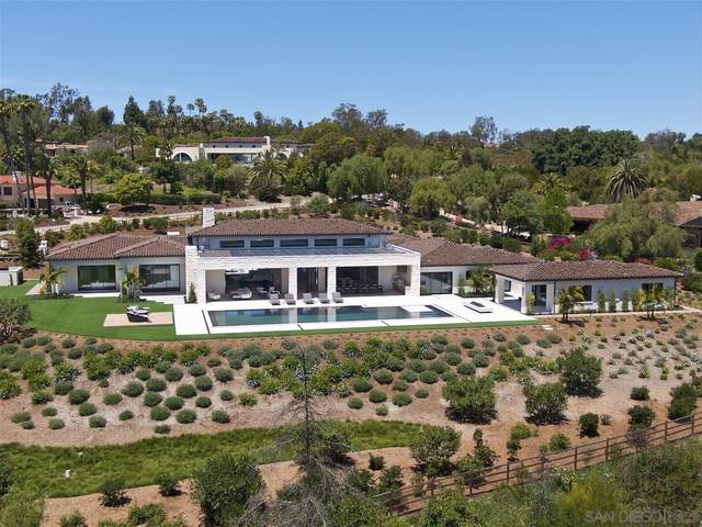 16555 La Gracia, Rancho Santa Fe, CA 92067 (#210011876) :: Wannebo Real Estate Group