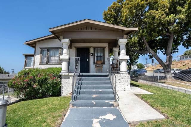 446 30th Street, San Diego, CA 92102 (#210011894) :: Dannecker & Associates