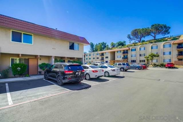 6783 Alvarado Road #9, San Diego, CA 92120 (#210011895) :: Keller Williams - Triolo Realty Group