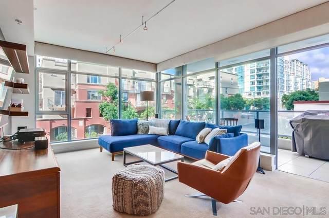 1441 9th Ave #311, San Diego, CA 92101 (#210011913) :: Neuman & Neuman Real Estate Inc.