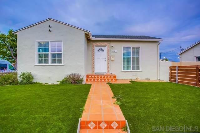 3985 ingraham St, San Diego, CA 92109 (#210011917) :: Solis Team Real Estate