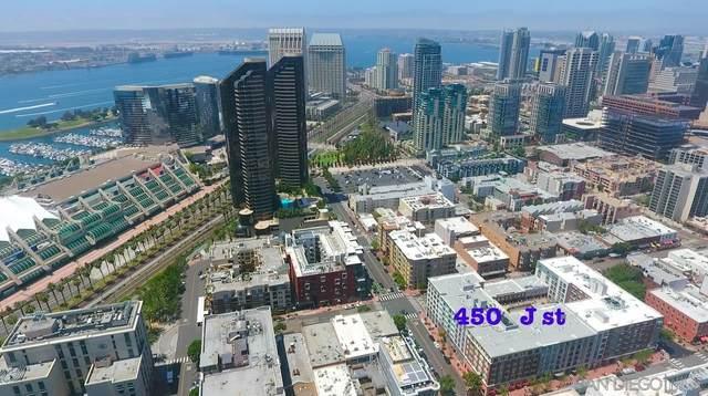 450 J St #3371, San Diego, CA 92101 (#210011918) :: Yarbrough Group