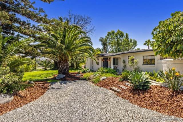 1375 Barbara Drive, Vista, CA 92084 (#210011924) :: Yarbrough Group