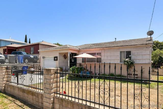 1116 Delta St, National City, CA 91950 (#210011935) :: Keller Williams - Triolo Realty Group