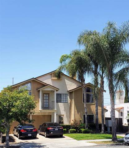 4336 Felton St #6, San Diego, CA 92104 (#210011946) :: Wannebo Real Estate Group