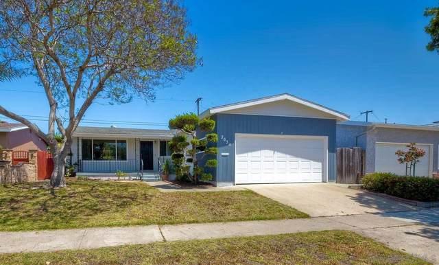 3635 Ashford St, San Diego, CA 92111 (#210011949) :: The Stein Group