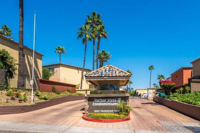 1605 Pentecost Way #2, San Diego, CA 92105 (#210011950) :: SD Luxe Group