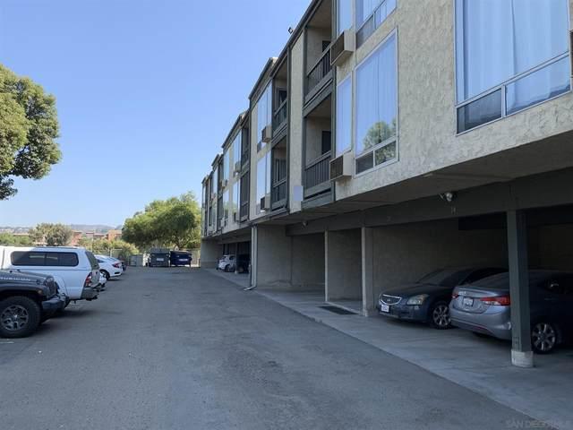 6675 Mission Gorge Rd. B107, San Diego, CA 92120 (#210011961) :: Neuman & Neuman Real Estate Inc.