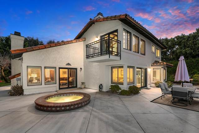 2210 Silver Peak Place, Encinitas, CA 92024 (#210011962) :: SD Luxe Group
