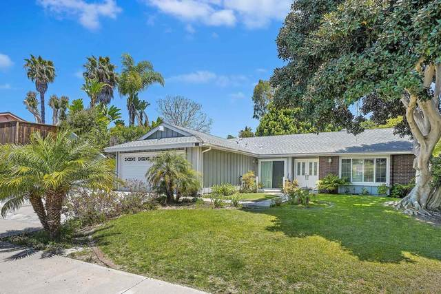 711 Appleridge Drive, Encinitas, CA 92024 (#210011964) :: Keller Williams - Triolo Realty Group