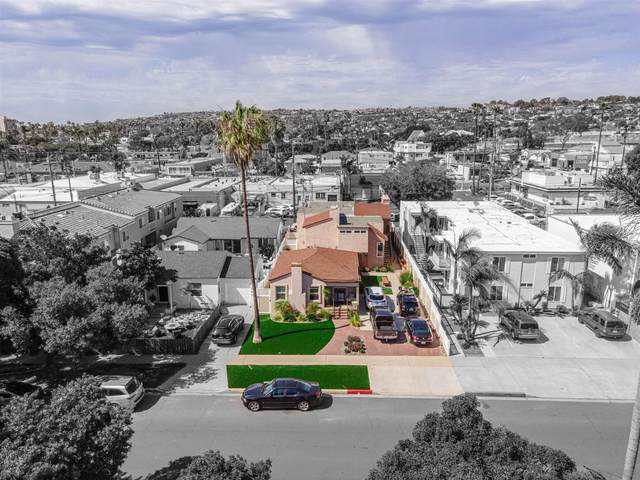 1352-1354 Hornblend St., San Diego, CA 92109 (#210011968) :: SD Luxe Group