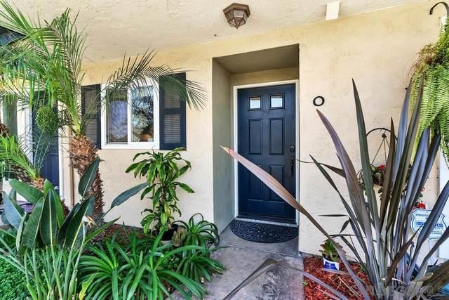 910 S Magnolia Ave O, El Cajon, CA 92020 (#210011972) :: Neuman & Neuman Real Estate Inc.