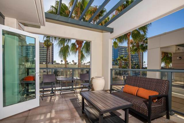 1205 Pacific Hwy #105, San Diego, CA 92101 (#210011982) :: SD Luxe Group