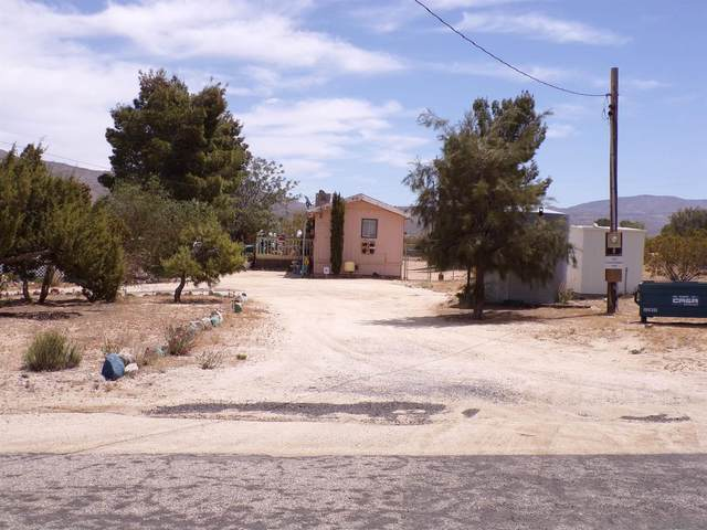 7273 Hard Scramble Trail, Julian, CA 92036 (#210011991) :: SD Luxe Group