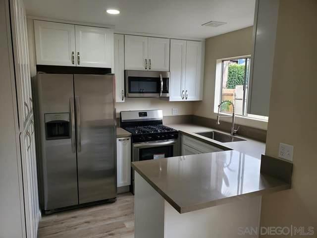 3636 Lemona Avenue F, San Diego, CA 92105 (#210011993) :: SD Luxe Group