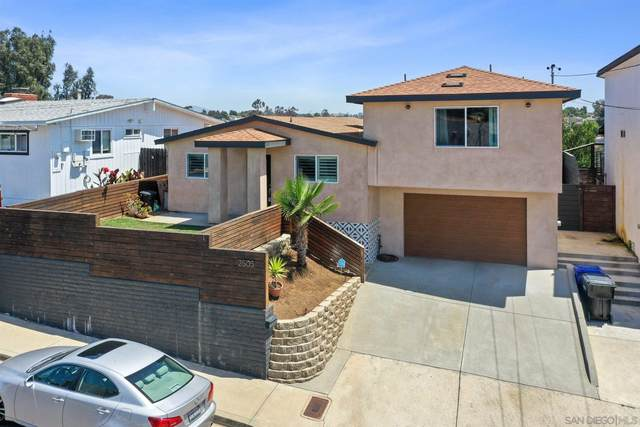 2505 Haller St., San Diego, CA 92104 (#210011997) :: Yarbrough Group