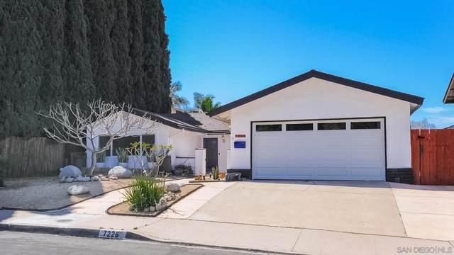 7226 Hamlet Ct, San Diego, CA 92120 (#210011999) :: Keller Williams - Triolo Realty Group