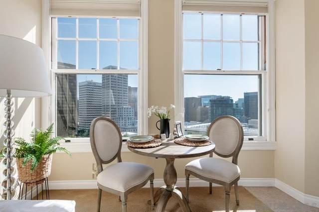 702 Ash Street #500, San Diego, CA 92101 (#210012018) :: Neuman & Neuman Real Estate Inc.