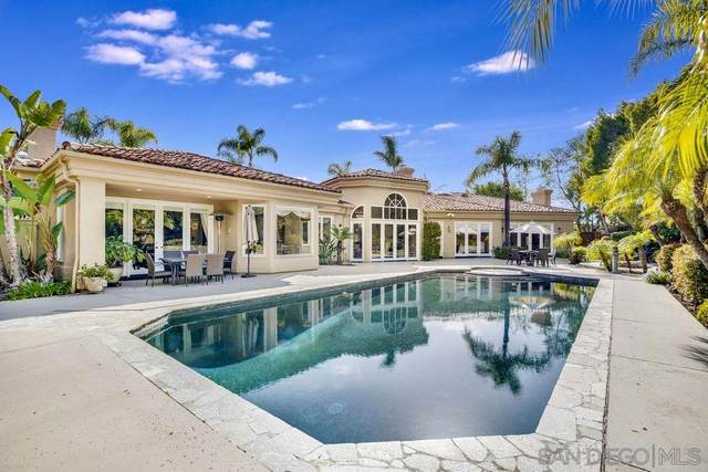 7745 St Andrews Rd, Rancho Santa Fe, CA 92067 (#210012028) :: The Legacy Real Estate Team