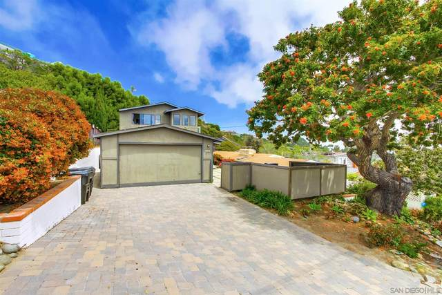 5643 Linda Rosa Avenue, La Jolla, CA 92037 (#210012041) :: SD Luxe Group
