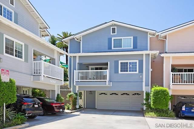 5088 Guava Ave #118, La Mesa, CA 91942 (#210012082) :: Keller Williams - Triolo Realty Group